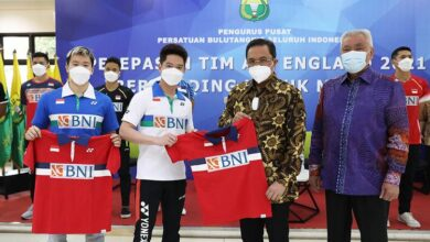 Tim All England Indonesia (Dok PBSI)